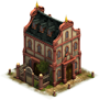 17 ColonialAge Gambrel Roof House.png